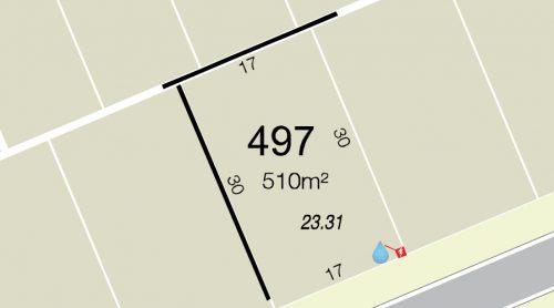 Mulloway, Lot 497