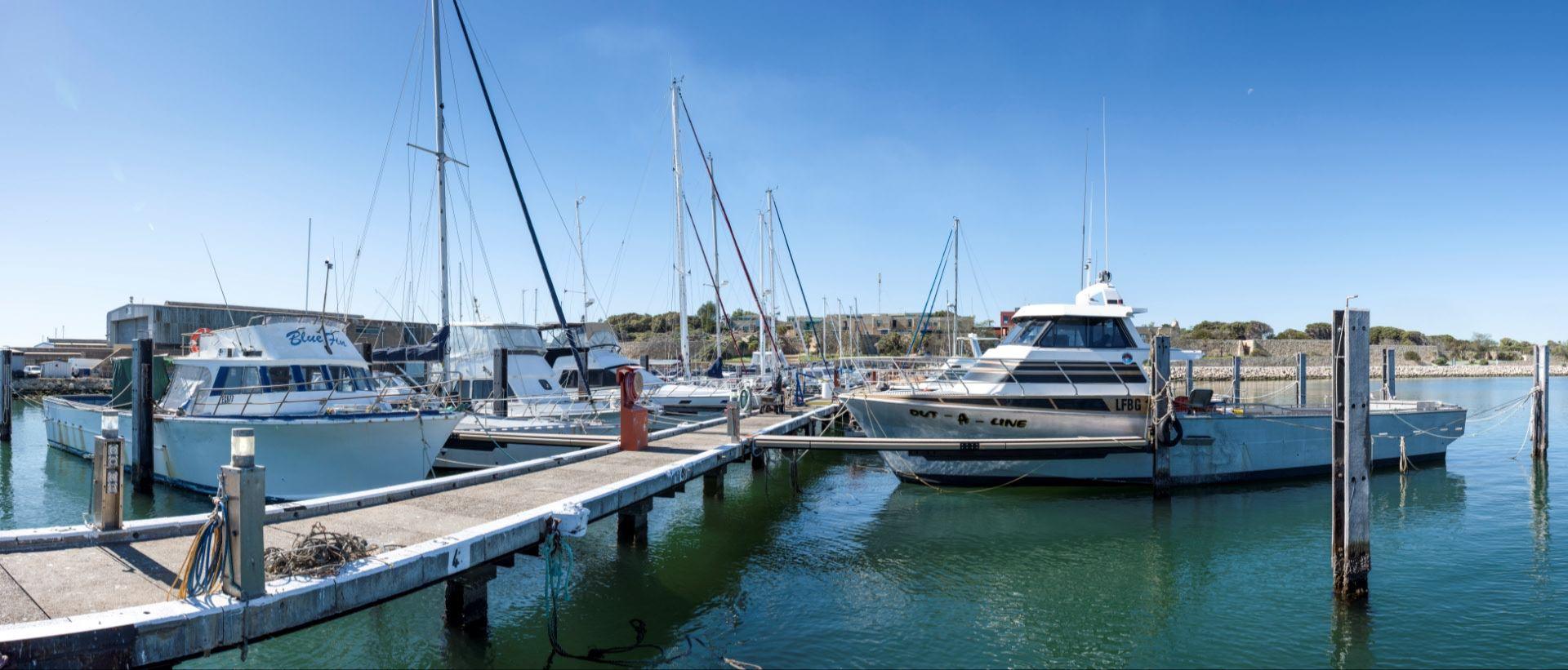 Marina Living Perth
