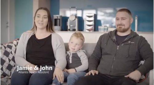 Jaimie & John Testimonial – Atlantis Beach