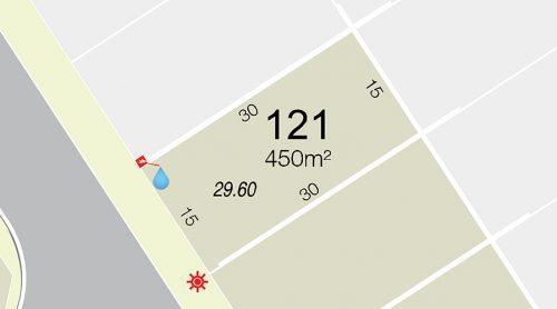 Mulloway, Lot 121