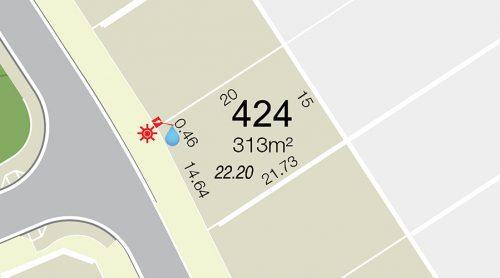 Mulloway, Lot 424
