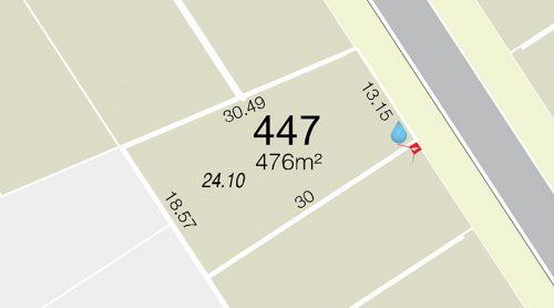 Mulloway, Lot 447