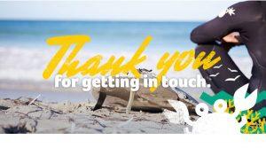Atlantis Beach Thank You